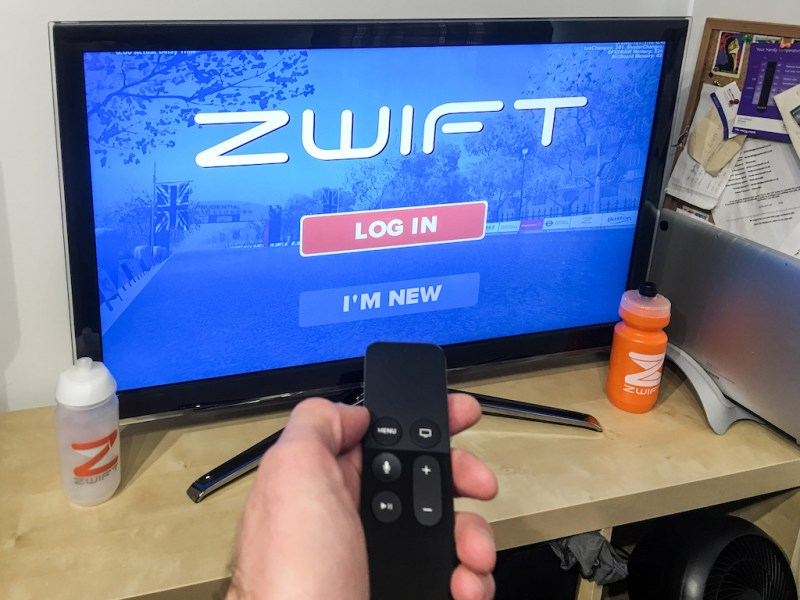 TitaniumGeek untitled 1 of 1 3 Zwift Apple TV   Zwift Completes iOS rollout   ZwiftGearTest Cycling Gear Reviews Zwift  ZwiftGearTest Zwift iOS Zwift ios games cycling   Image of untitled 1 of 1 3