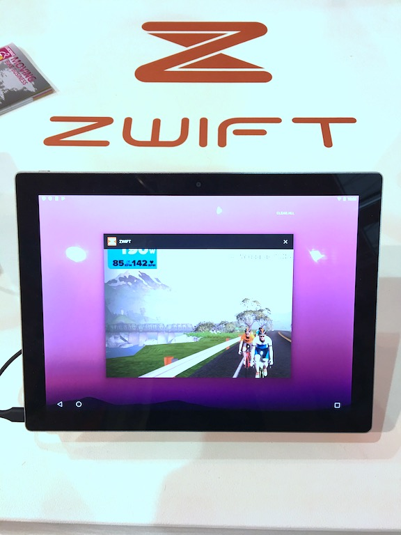 TitaniumGeek IMG 2273 2 Eurobike 2017   My Highlights Cycling Titanium Adventures  Zwift Wahoo Tacx MIPS EuroBike   Image of IMG 2273 2