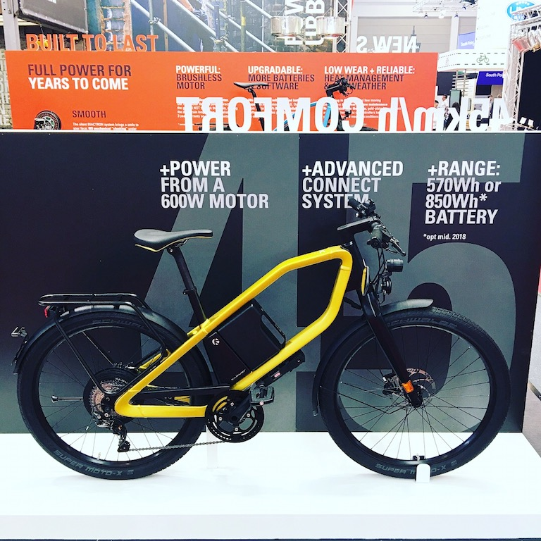 TitaniumGeek IMG 2452 Eurobike 2017   My Highlights Cycling Titanium Adventures  Zwift Wahoo Tacx MIPS EuroBike   Image of IMG 2452