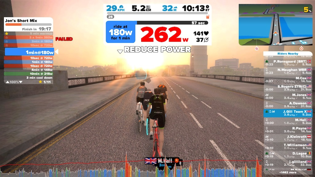 TitaniumGeek IMG 3596 Wahoo KICKR SNAP 2017 Review   Zwift Gear Test Cycling Gear Reviews Smart Trainers Zwift  Zwift Gear Test Zwift Wahoo Turbo Trainer power meter KICKR   Image of IMG 3596