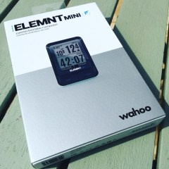 Wahoo ELEMNT Mini GPS Cycling Computer Review