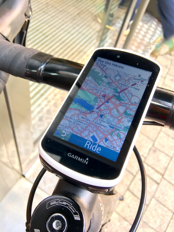 TitaniumGeek IMG_3542 Garmin Edge 1030 Review Varia GPS garmin Cycling computer cycling