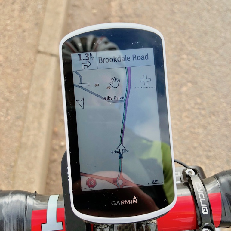 TitaniumGeek IMG_4479-2 Garmin Edge 1030 Review Varia GPS garmin Cycling computer cycling