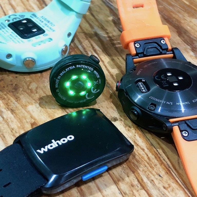Wahoo TICKR fit Review - Optical Heart Rate Monitor