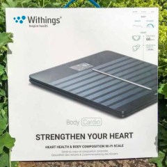 Withings Body Cardio WiFi Scale Review