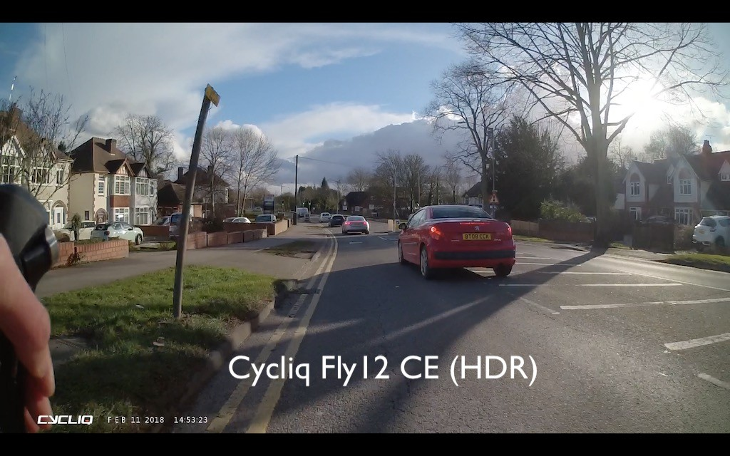 TitaniumGeek Screen-Shot-2018-02-12-at-20.40.08 Cycliq Fly12 CE Review - Action Camera and Bike Light Combo saftey Fly12 Cycliq cycling bike light action camera