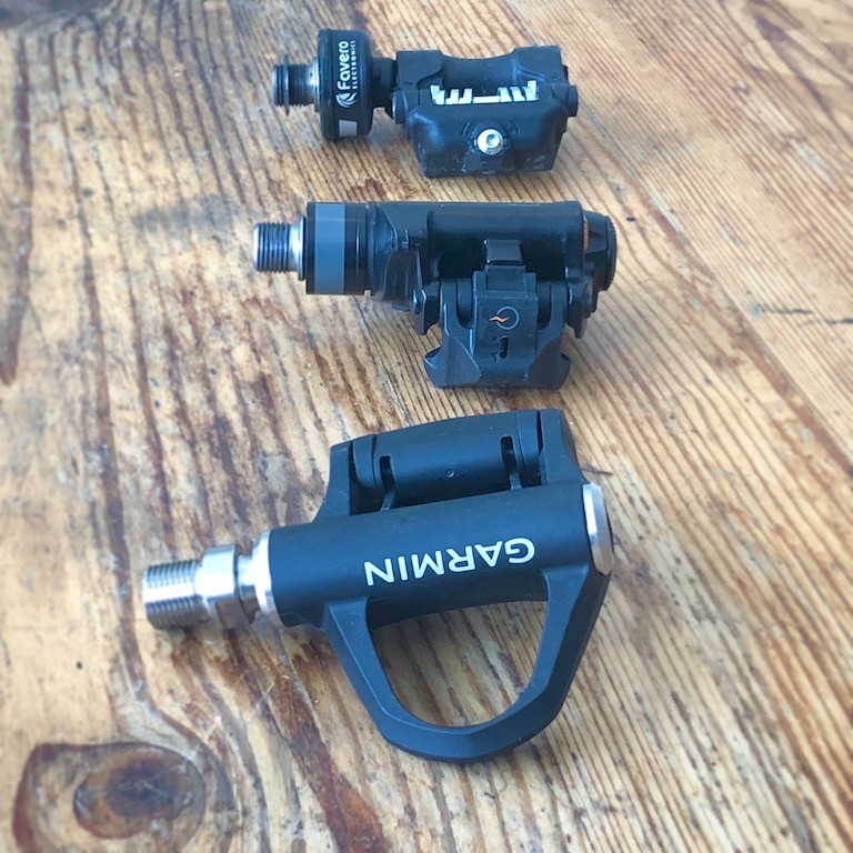 TitaniumGeek IMG 1096 Garmin Vector 3 Power Meter Pedal Review   Zwift Gear Test Cycling Gear Reviews Power Meters  Zwift Gear Test Zwift Vector powermeter pedal garmin cyclig   Image of IMG 1096
