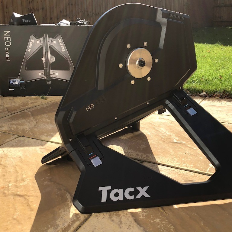 TitaniumGeek IMG 5104 3 Tacx Neo vs Wahoo KICKR 2017   Zwift Turbotrainer Wars!! Cycling Gear Reviews Zwift  Zwift Wahoo KICKR Wahoo TacX Neo Tacx indoor cycling   Image of IMG 5104 3