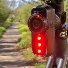 TitaniumGeek IMG 4327 Cycliq Fly6 CE   Bike Camera and Rear Light Combo Action Camera Bike Lights Cycling Gear Reviews  fly6 Cycliq cycling bike light action camera   Image of IMG 4327