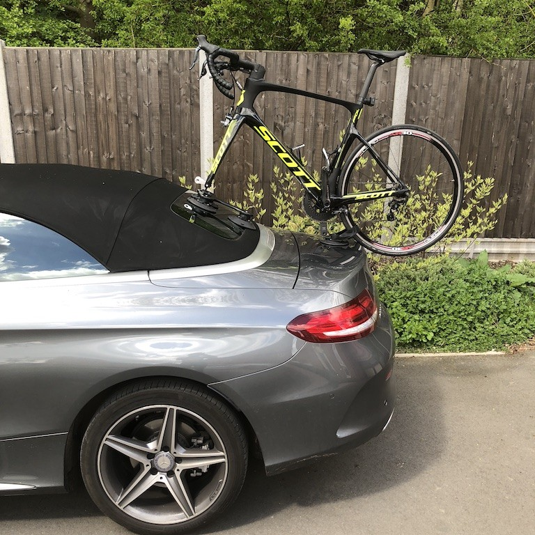 TitaniumGeek IMG_4558 SeaSucker Talon Bike Carrier Review - A Suction Bike Rack! seasucker cycling bike rack Bike