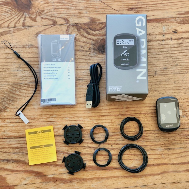 TitaniumGeek IMG_4613 Garmin Edge 130 GPS Review - Small & MIGHTY!