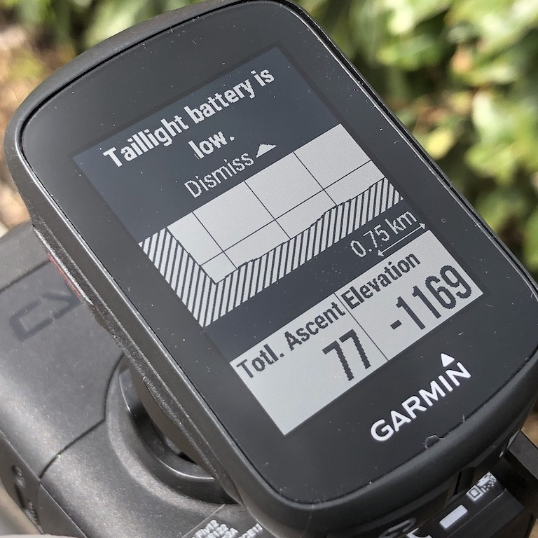 TitaniumGeek IMG_4665 Garmin Edge 130 GPS Review - Small & MIGHTY!