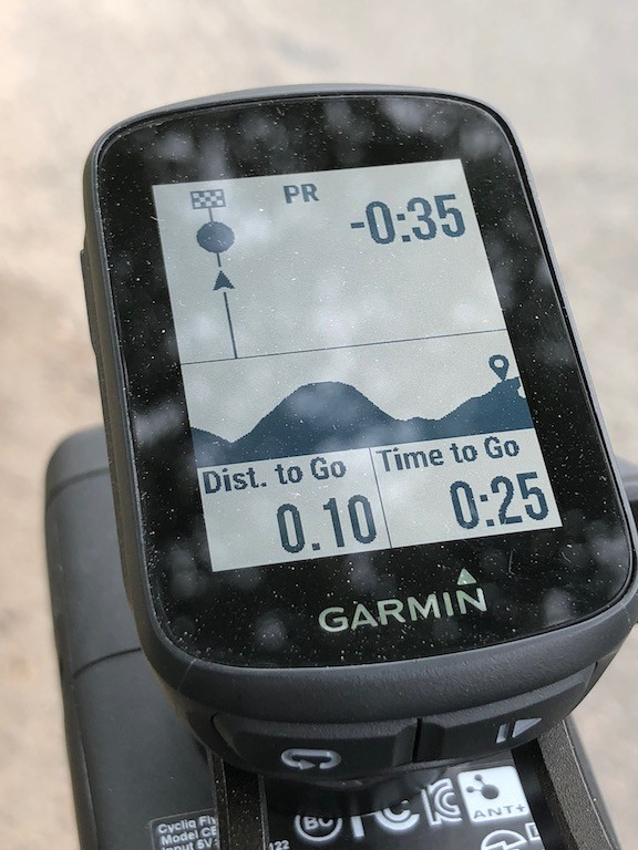 TitaniumGeek IMG_5096 Garmin Edge 130 GPS Review - Small & MIGHTY!