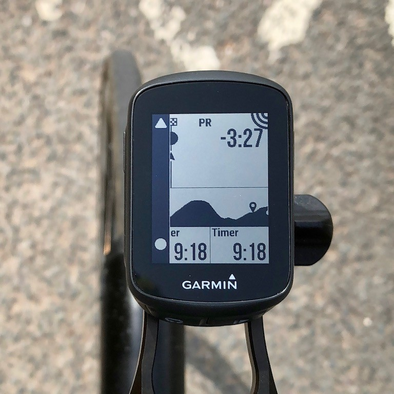 TitaniumGeek IMG_5348 Garmin Edge 130 GPS Review - Small & MIGHTY!