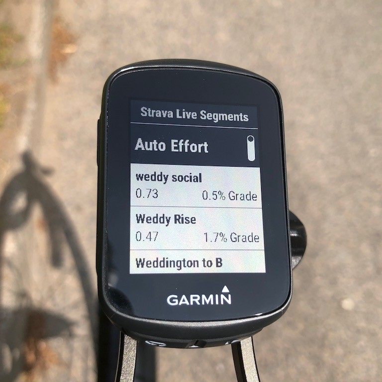TitaniumGeek IMG_5614 Garmin Edge 130 GPS Review - Small & MIGHTY!
