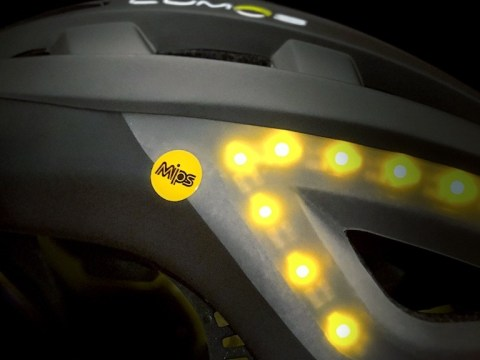 TitaniumGeek FullSizeRender 3 KickStarter Lumos Bike helmet hits goal in 1 day! Cycling Gear Reviews  saftey Lumos lights helmet cycling bike light   Image of FullSizeRender 3