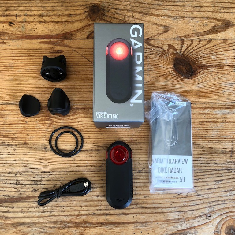 Garmin Varia Radar RLT510 - Next Gen Bike Saftey | TitaniumGeek