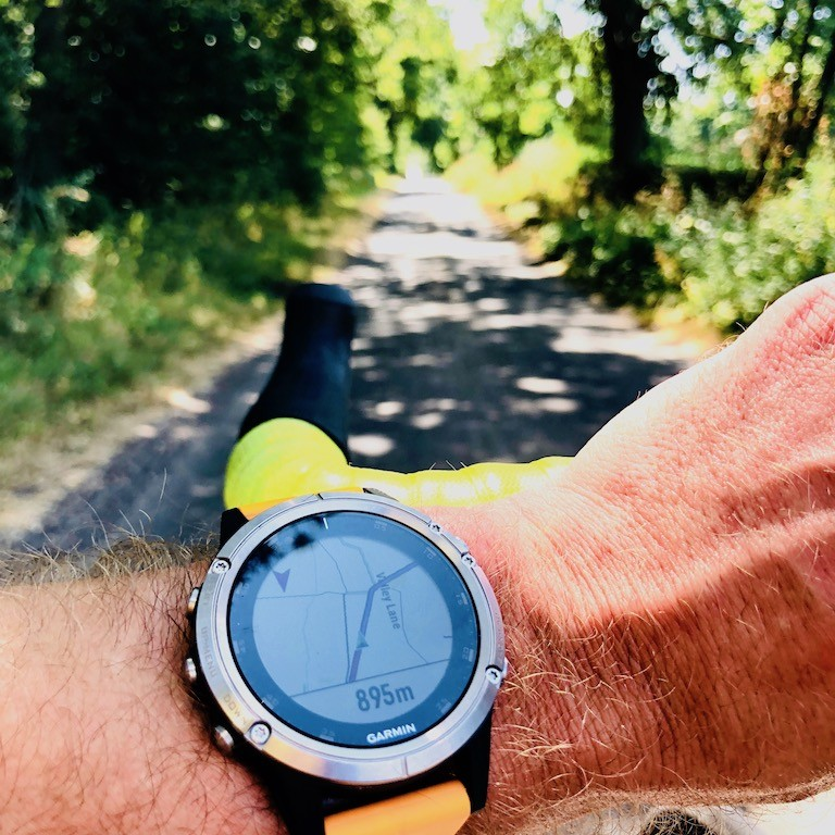 TitaniumGeek IMG 0118 Garmin Fenix 5 Plus Review: When More Can Mean Less Cycling Gear Reviews Heart Rate Monitors Running  Triathlon smart watch running Optical Heart Rate garmin Fenix cycling   Image of IMG 0118