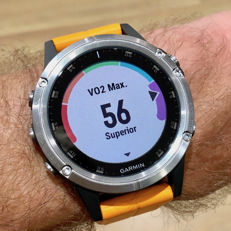 TitaniumGeek IMG 0165 Garmin Fenix 5 Plus Review: When More Can Mean Less Cycling Gear Reviews Heart Rate Monitors Running  Triathlon smart watch running Optical Heart Rate garmin Fenix cycling   Image of IMG 0165