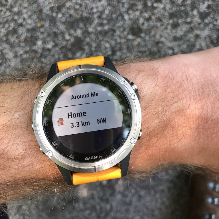 TitaniumGeek IMG 0199 Garmin Fenix 5 Plus Review: When More Can Mean Less Cycling Gear Reviews Heart Rate Monitors Running  Triathlon smart watch running Optical Heart Rate garmin Fenix cycling   Image of IMG 0199