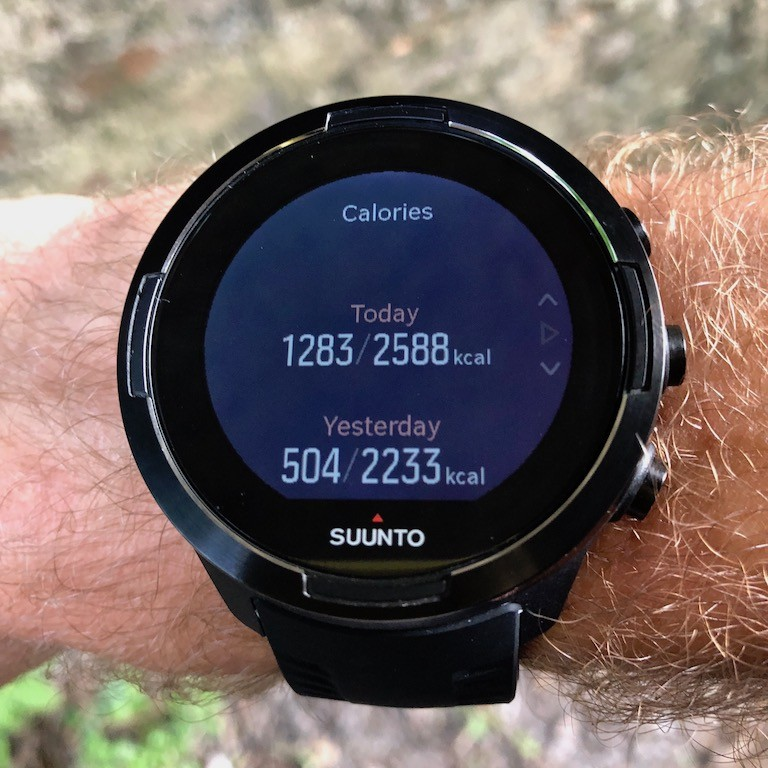 TitaniumGeek IMG 0099 2 Suunto 9 Multisport GPS Watch Review   Biggest Battery Wins! Cycling Gear Reviews Heart Rate Monitors Running Sports Watches  watch Suunto running optical HRM multisport HRM GPS   Image of IMG 0099 2