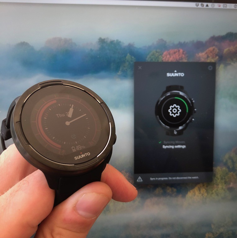 TitaniumGeek IMG 0527 Suunto 9 Multisport GPS Watch Review   Biggest Battery Wins! Cycling Gear Reviews Heart Rate Monitors Running Sports Watches  watch Suunto running optical HRM multisport HRM GPS   Image of IMG 0527