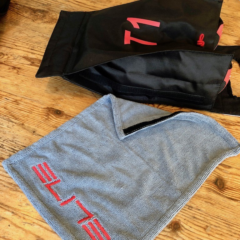 TitaniumGeek IMG 9870 Elite Tri Box Review   One Bag to Hold It All! Gear Reviews Running Sports Articles Triathlon  Triathlon swimming running racing equipment elite cycling   Image of IMG 9870