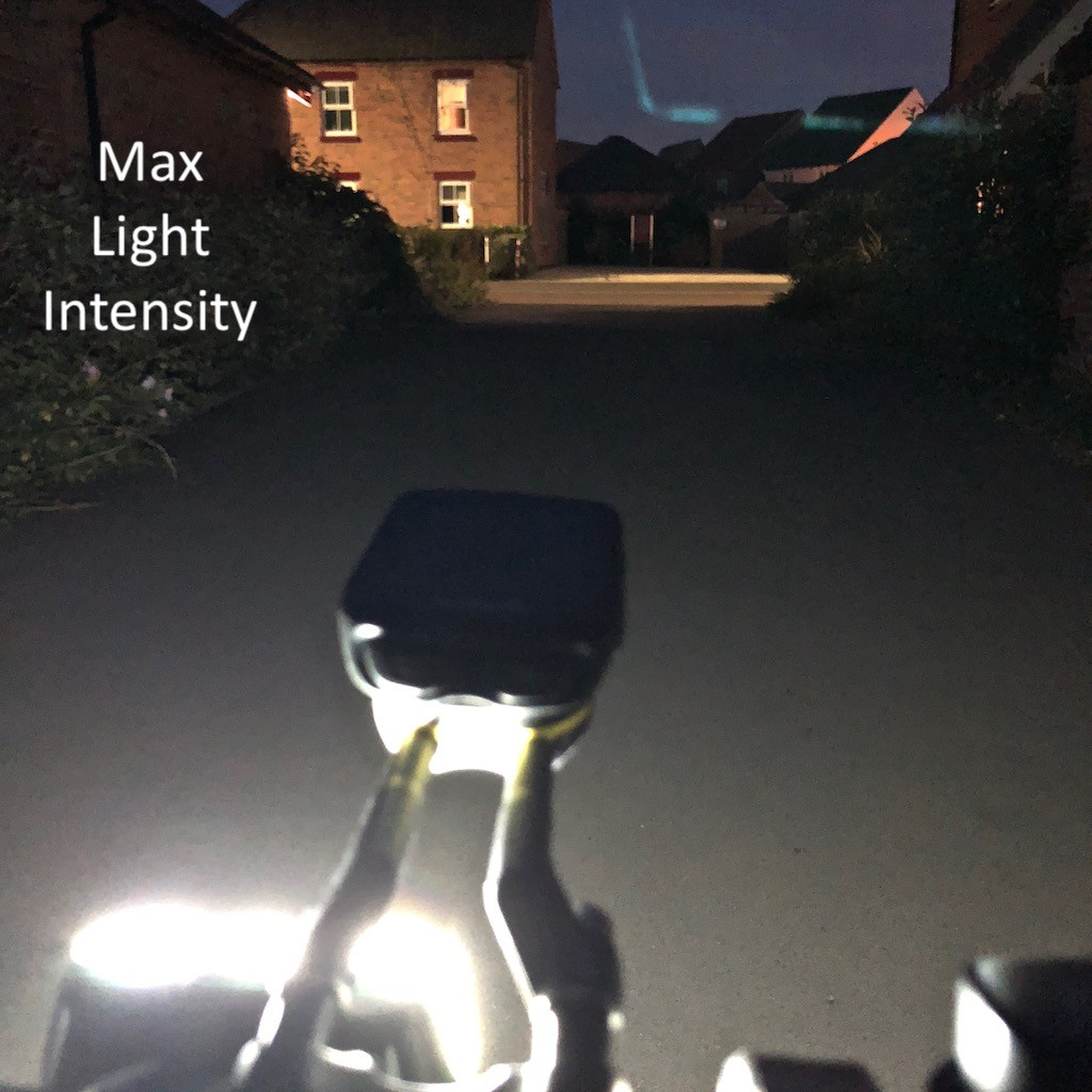 TitaniumGeek IMG_3909 See.Sense ACE Review - Smart Bike Lights cycling bike light AI