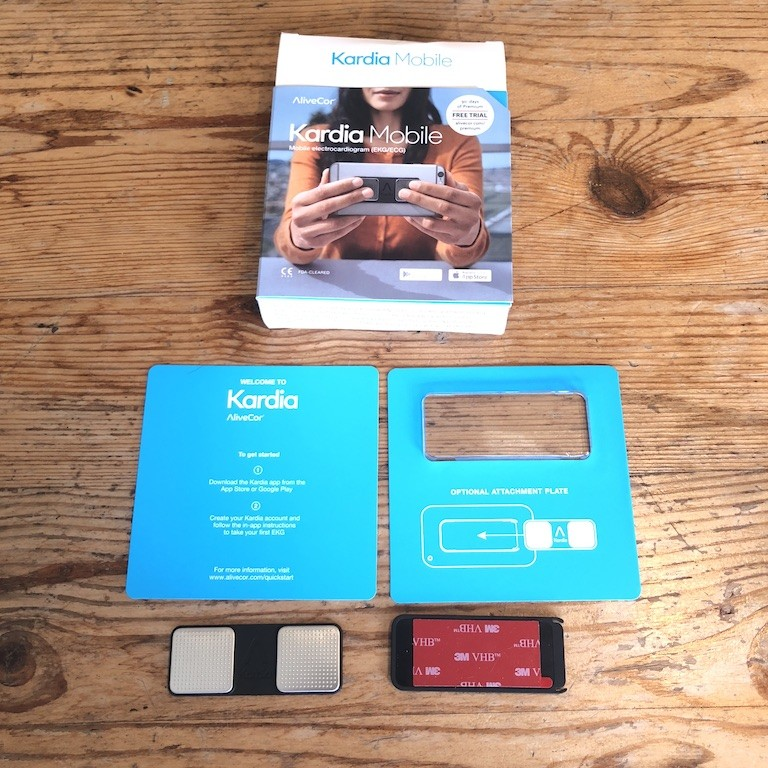 TitaniumGeek IMG 6018 1 AliveCor Kardia Mobile ECG Review Gear Reviews Medical Journals Sports Articles  medicine heart Cardiac atrial fibrillation   Image of IMG 6018 1