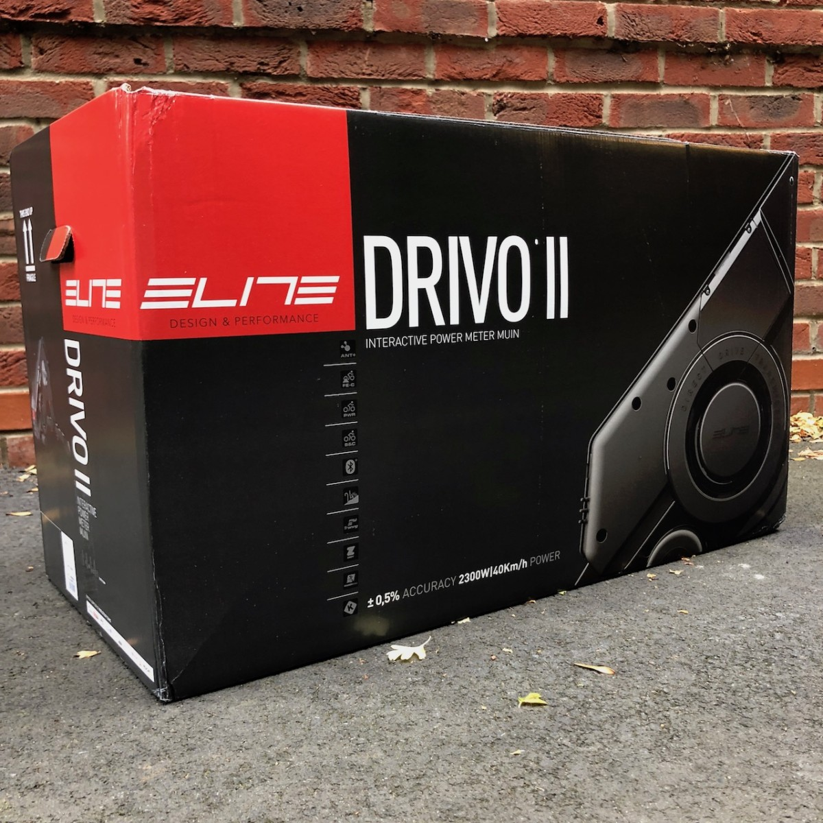 TitaniumGeek IMG 4045 Elite Drivo II   Turbo Trainer Review | ZWIFT GEAR TEST Cycling Gear Reviews Smart Trainers  turbo triainer elite drivo ii elite Drivo   Image of IMG 4045