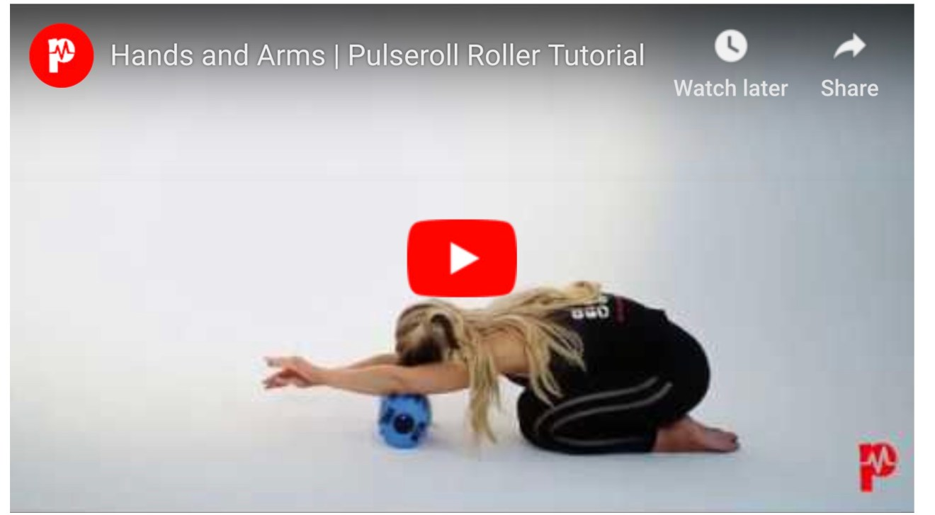 TitaniumGeek img 1339 Pulseroll Review   A Vibrating Foam Roller Gear Reviews    Image of img 1339