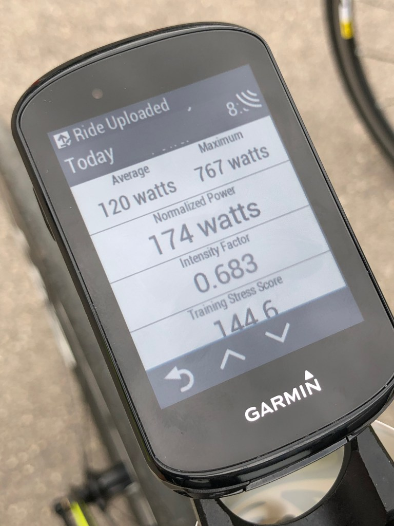 TitaniumGeek IMG 6796 Garmin Edge 830 Review   A great update, but still using old tech! Cycling Cycling Computers and GPS Units Gear Reviews  GPS Cycling computer   Image of IMG 6796