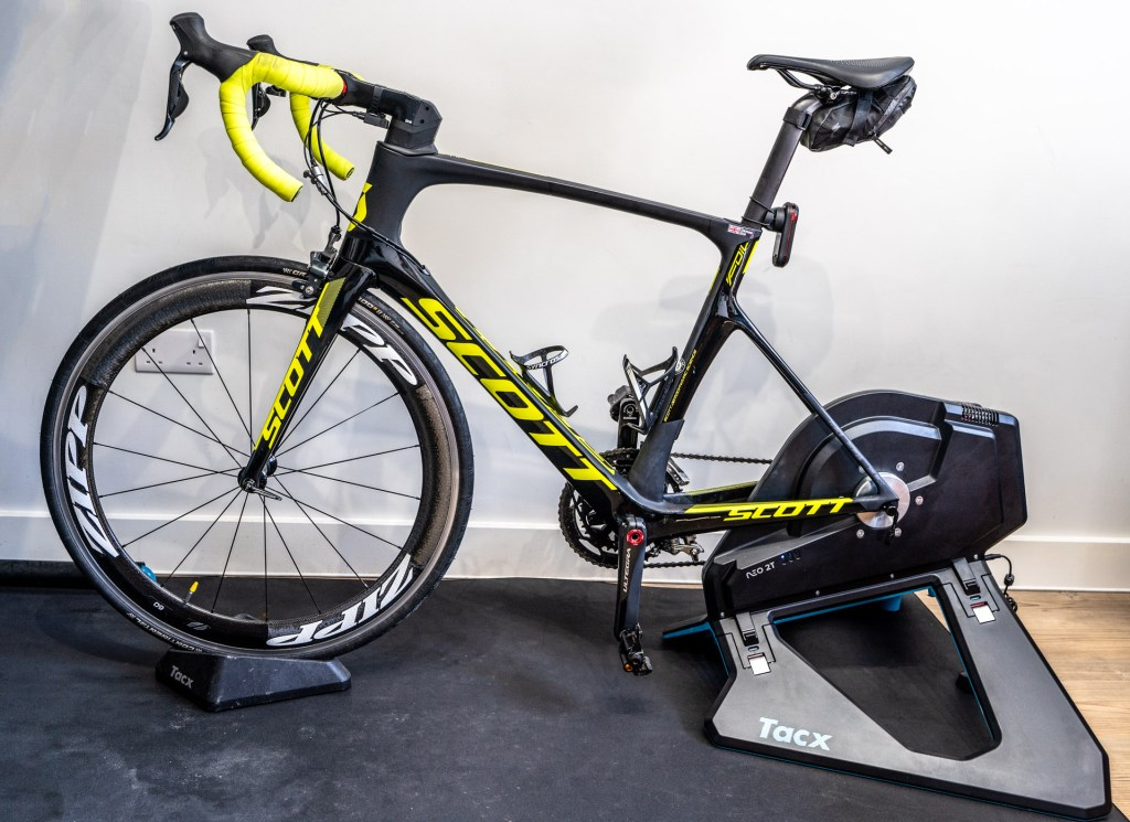 TitaniumGeek Tacx Neo 2T Review TitaniumGeek 25 Tacx NEO 2T Smart Trainer Review | ZWIFT GEAR TEST Cycling Gear Reviews Smart Trainers  Zwift Tacx Smart trainer   Image of Tacx Neo 2T Review TitaniumGeek 25