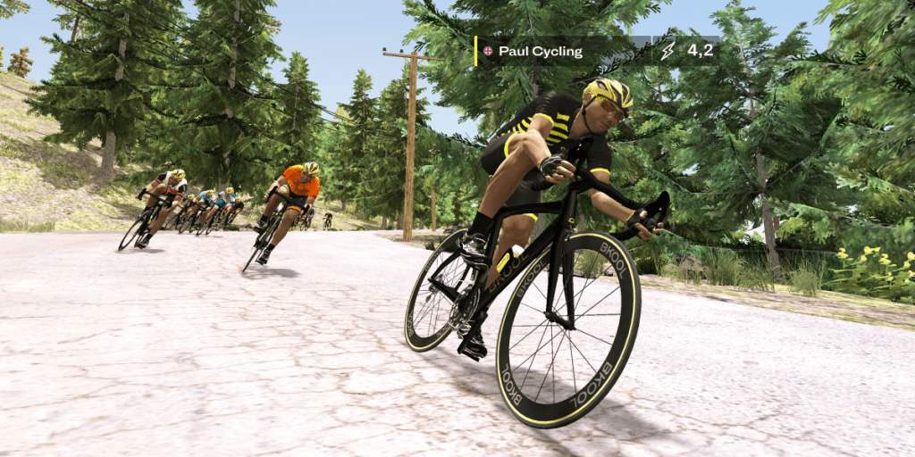 TitaniumGeek BKOOL 1 Bkool launch a new look and features Bkool Cycling Indoor cycling Zwift  winter turbo training indoor cycling cycling BKool   Image of BKOOL 1