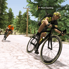 TitaniumGeek BKOOL 1 The Value of a Fan Bikes Cycling Indoor cycling Turbo training Zwift  Zwift Veloton turbo training Rouvy RGT peloton peleton overheating indoor cycling eSports Cooling BKool   Image of BKOOL 1