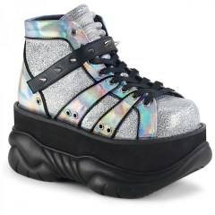 TitaniumGeek neptune 100 silver glitter hologram platform shoe 900x900 1 Zwift Running With The NPE Runn Treadmill Sensor Review Running Zwift  Zwift running   Image of neptune 100 silver glitter hologram platform shoe 900x900 1