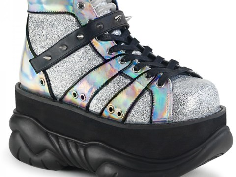 TitaniumGeek neptune 100 silver glitter hologram platform shoe 900x900 1 Wahoo's Black Friday deal means a free app?! Bkool Cycling RGT Smart Trainers Turbo Training  Zwift Wahooligan Wahoo KICKR Wahoo   Image of neptune 100 silver glitter hologram platform shoe 900x900 1
