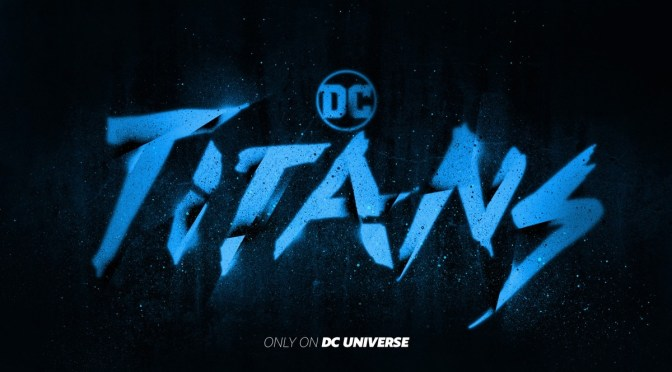 Image result for titans tv show title