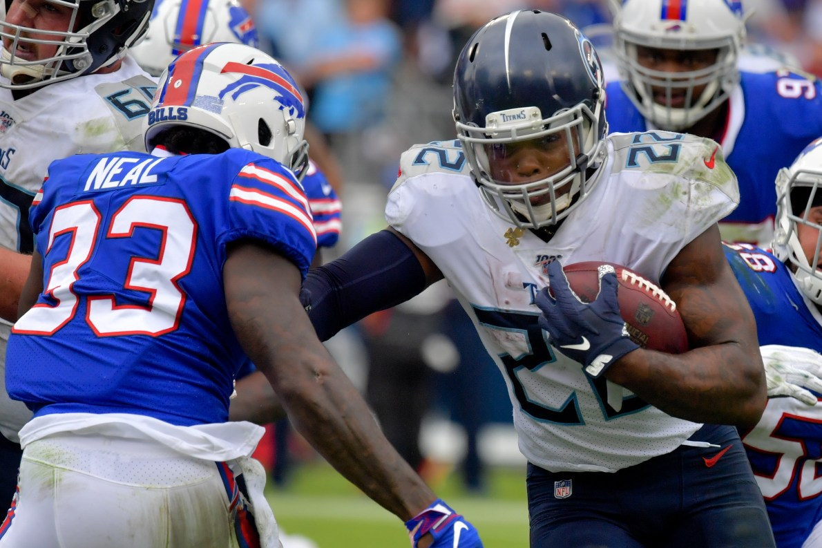 Tennessee Titans vs. Buffalo Bills: 7 things to know about Week 5 game