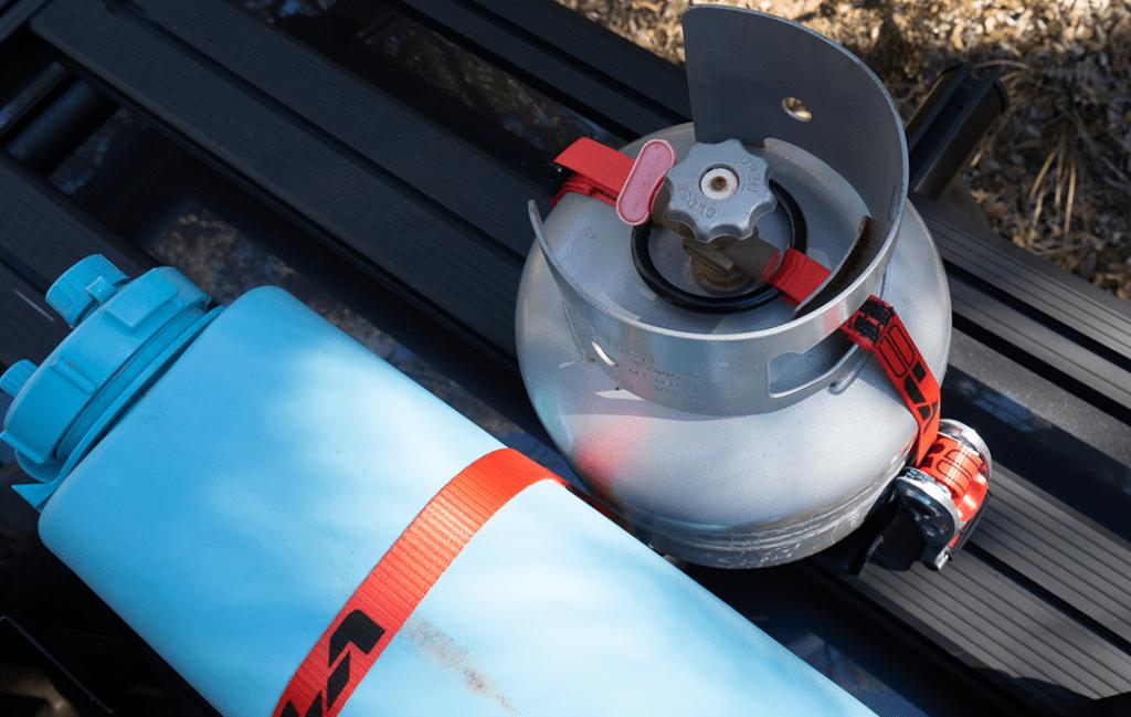 Titan Gas Bottle Holder