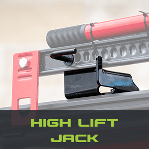 High Lift Jack Holder