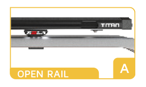 Rola Open Rail