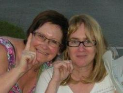 Karin en Rita