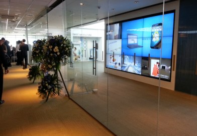 Samsung's Industry Business Solutions Center recently unveiled