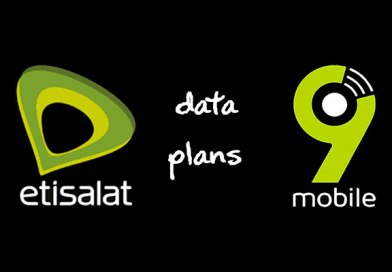 Etisalat (9mobile) Data Plan