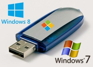 How to Create a Windows 7 & Windows 8 Bootable ISO To USB Drive