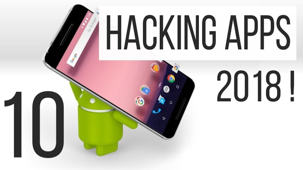 10 Best Android Hacking Apps