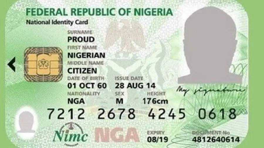National Identification Number (NIN) Registration: Retrieve, Link Your NIN