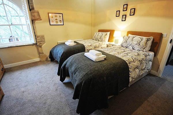 Farmhouse Cottage Second Bedroom