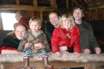 Children April open day pic